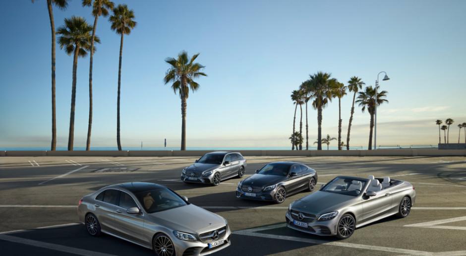 Mercedesy sprzedają się najlepiej w historii