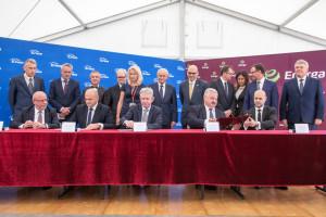 """Podpisano umowę na budowę """"Ostrołęki C"""". To ostatni blok węglowy w Polsce"""