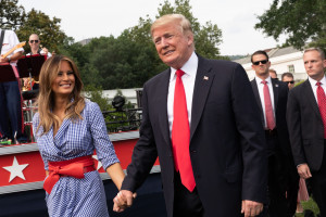 Donald Trump pogroził przemysłowi motoryzacyjnemu w Europie