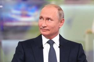 Władimir Putin nie zamierza płakać z powodu działań USA