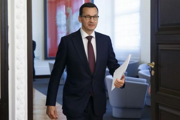 Mateusz Morawiecki zapowiedział budowę nowych linii kolejowych