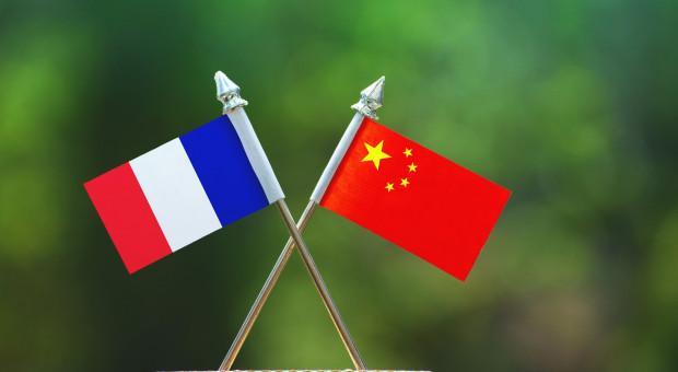 Chiny szukają sojuszników w Europie. Paryż popiera Pekin i liczy na współpracę
