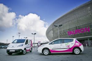 Elektryczne auta na wynajem już jesienią na Śląsku