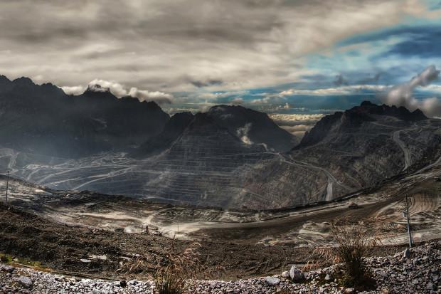 Amerykanie tracą kopalnię Grasberg