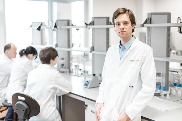 Polak potrafi: laboratorium genetyczne zmieści się w kieszeni