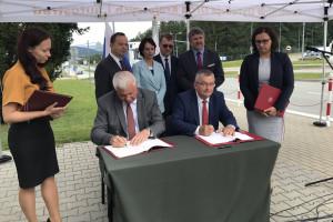 Polska i Słowacja zawarły umowę ws. budowy odcinka Via Carpatia