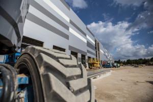 Powstaje kolejne duże centrum logistyczne w Polsce