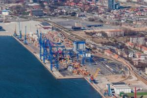 Terminal litewski rzuca wyzwanie DCT Gdańsk?