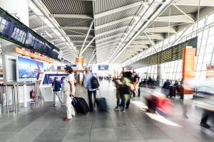 Lotnisko Chopina zanotowało duży wzrost liczby pasażerów