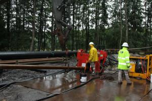 Kluczowy gazociąg przeciągną pod kanałem. Tak w Polsce tego jeszcze nikt nie robił