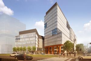 Spółka biurowa rusza ze swoją największą inwestycją we Wrocławiu