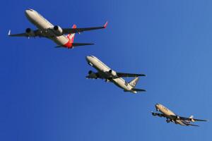 Boeing i Airbus z nowymi zamówieniami