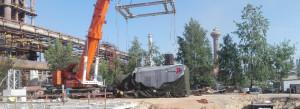 Takich turbin do produkcji energii w Polsce nie było. Montowane są w Dąbrowie Górniczej