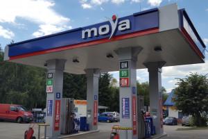 Firma paliwowa zarzuca sieć na nowych klientów biznesowych