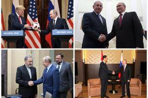 USA nie są zależne od surowców z Bliskiego Wschodu, więc tracą zainteresowanie tym regionem