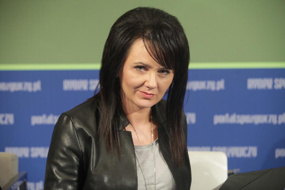 Anna Olewnik-Mikołajewska, prezes firmy ZM Olewnik. Fot. PTWP