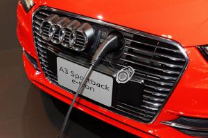 Audi rozpoczęło produkcję silników elektrycznych