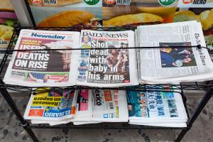 """Gubernator Nowego Jorku krytykuje zwolnienia w """"N.Y. Daily News"""""""