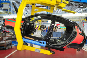 Tyskie zakłady wiceliderem produkcji  wśród europejskich zakładów FCA