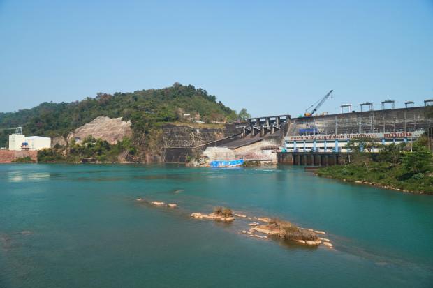 131 zaginionych po katastrofie tamy w elektrowni wodnej