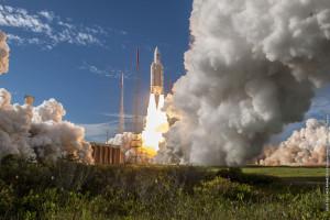 Unia Europejska wystrzeliła na orbitę cztery kolejne satelity Galileo
