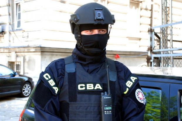 CBA przeszukało mieszkanie wiceprezesa Grupy Azoty Police