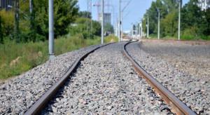 Pociągi wróciły na linię kolejową, choć inwestycja nie jest skończona