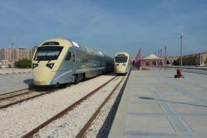Lokomotywa dla Saudi Railways Organization.