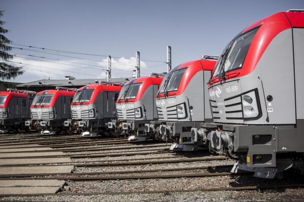 Zysk, nakłady, ilość towarów - PKP Cargo ma powody do zadowolenia