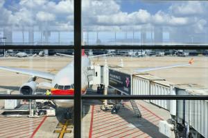 Lotnisko pod Brukselą z rekordową liczbą pasażerów
