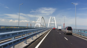 Wybudował Putinowi most, teraz dostał order