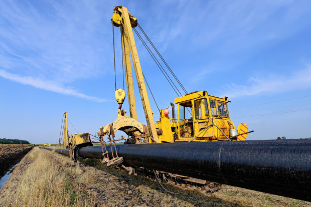 Największe gazociągi będą objęte specustawę o terminalu LNG