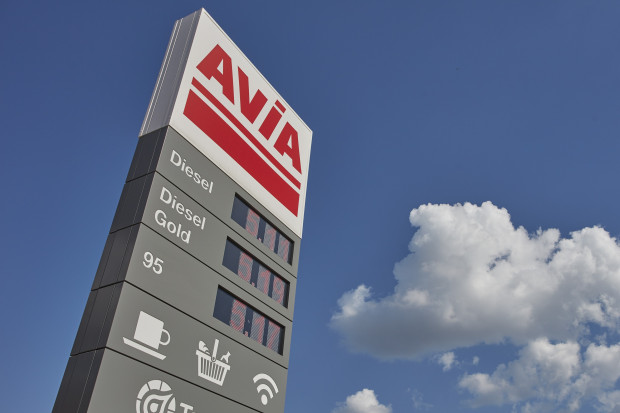 Największa stacja paliw dla ciężarówek pod marką Avia