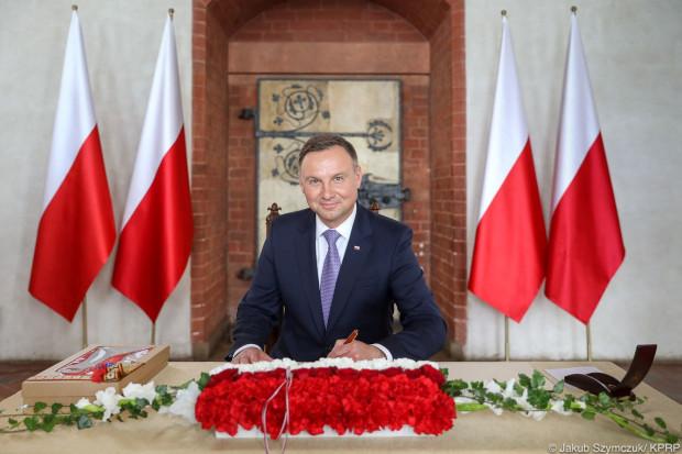 Andrzej Duda: rozmowy o bazie amerykańskiej w Polsce dzięki mojej wizycie w USA