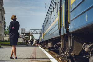 Ukraina rozważa zablokowanie połączeń kolejowych z Rosją