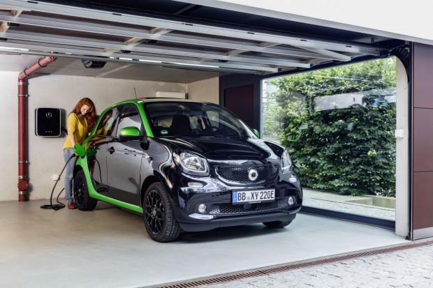 Daimler rozważa wytwarzanie samochodów Smart w Chinach