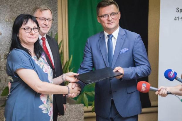 Obiekty szybu Poniatowski zostały przejęte przez Katowice