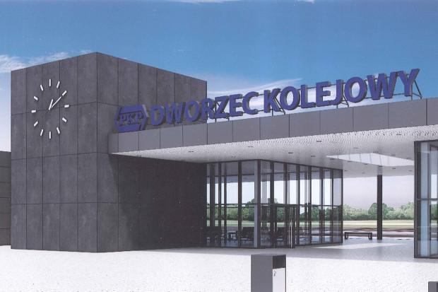 PKP wyłoniły wykonawcę nowego dworca w Oświęcimiu. To Mazur