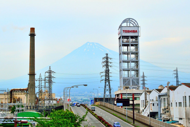 Toshiba osiągnęła dwudziestokrotny wzrost zysku