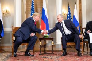 Putin złożył Trumpowi szereg propozycji w sprawie zbrojeń