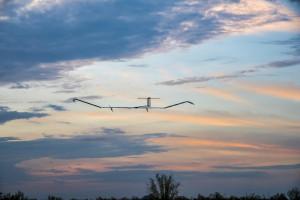 Szpiegujący dron Airbusa z nowym rekordem lotu