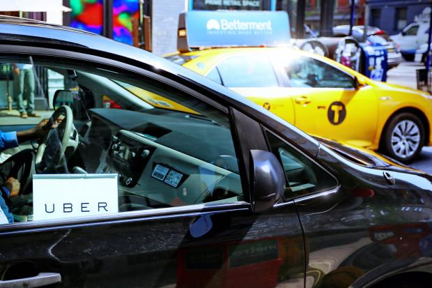 Władze Nowego Jorku wprowadziły restrykcje wobec Ubera