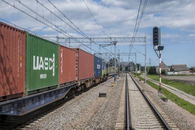 Kolej stać na większy udział w międzynarodowych przewozach towarów