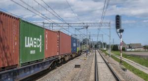 Przewozy kolejowe systematycznie rosną