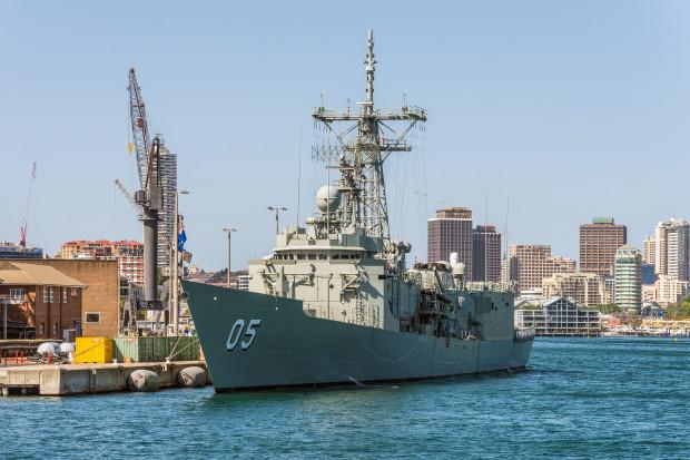 Rozmowy w Australii o współpracy obronnej, nie ma żadnych decyzji ws. fregat