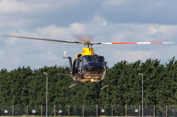 Katastrofa helikoptera w Japonii. Są ofiary śmiertelne
