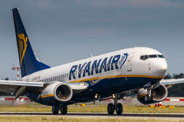Będzie szósty samolot w bazie Ryanair w Kraków Aiport