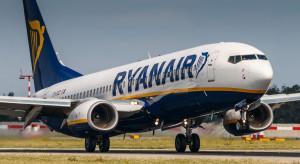 Ryanair będzie zamykał bazy i ograniczy loty, ale zamówienia na Boeingi utrzyma