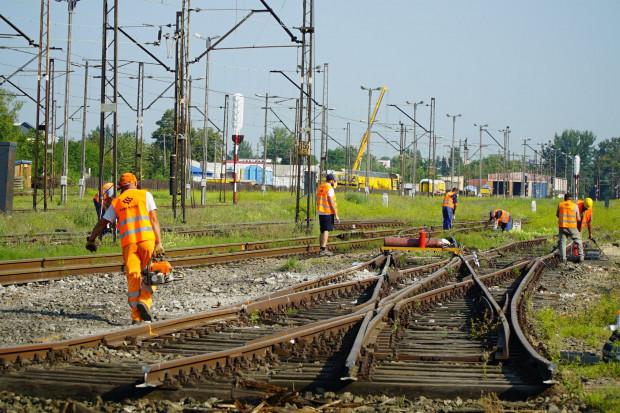 PKP PLK ruszają z modernizacją stacji Rzeszów Główny
