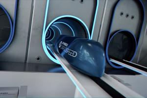 Amerykanie zbudują hyperloopa w Hiszpanii. Co na to polska konkurencja?